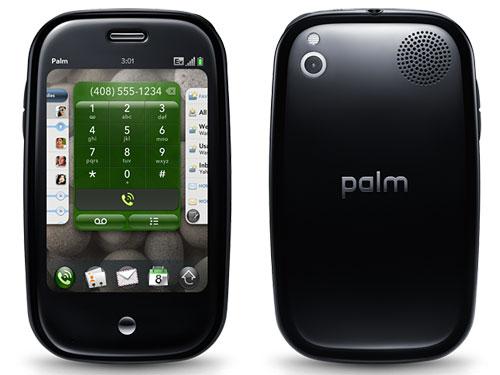 New Palm Pre