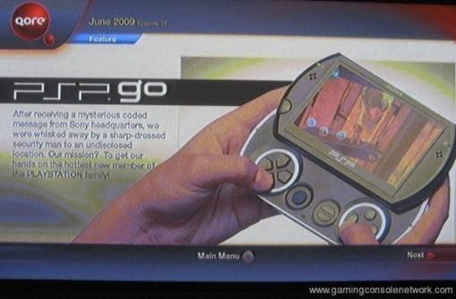 Sony new PSP